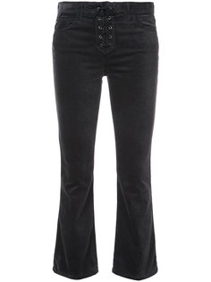 Jodi cropped lace-up trousers Ag Jeans