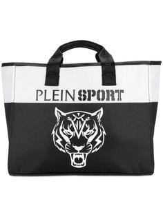 большая сумка-тоут Plein Sport