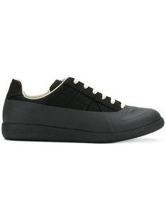 кроссовки без шнуровки Maison Margiela