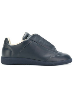 кроссовки со скрытой шнуровкой Maison Margiela