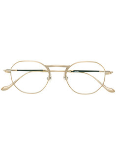 classic round glasses Matsuda