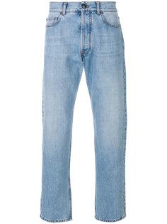 джинсы прямого кроя Medusa Versace