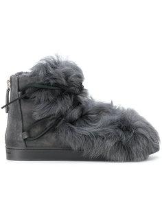 зимние ботинки Gianvito Rossi