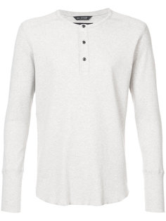 henley long sleeve shirt Wings+Horns