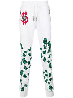 спортивные брюки Green Money Philipp Plein