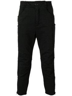 укороченные брюки из джерси The Viridi-Anne