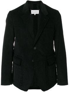 вельветовый пиджак Maison Margiela