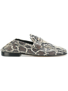 Fezzy snake print loafers Isabel Marant