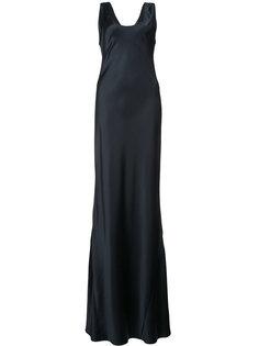 длинное платье  Seraphina  Nili Lotan