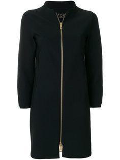 пальто на молнии Herno