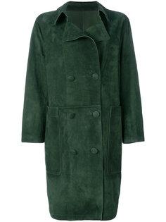 двубортное пальто Nives Golden Goose Deluxe Brand