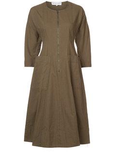 платье А-силуэта с застежкой-молнией Apiece Apart