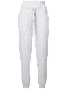 спортивные брюки с эластичным поясом Apiece Apart
