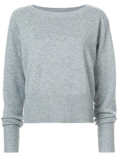 классический трикотажный свитер  Theory