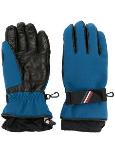 лыжные перчатки Moncler Grenoble