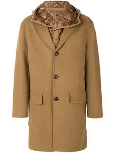 пальто-пуховик Tierce Moncler