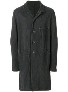 мягкое пальто с длинными рукавами The Viridi-Anne