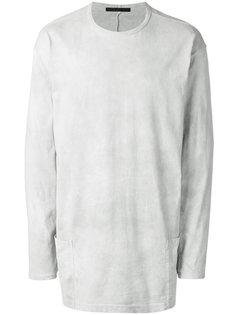 свитер с двойным карманом The Viridi-Anne
