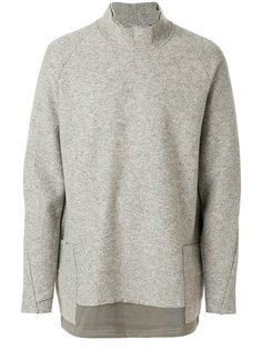свитер с высокой горловиной The Viridi-Anne