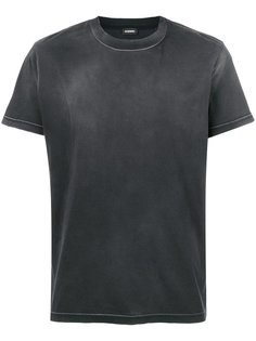 футболка с выбеленным эффектом Diesel