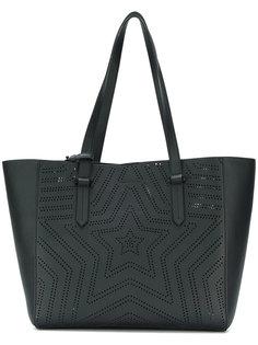 сумка-тоут с тиснением в виде звезды Kendall+Kylie