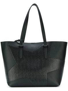 сумка-тоут с вышивкой звезды Kendall+Kylie