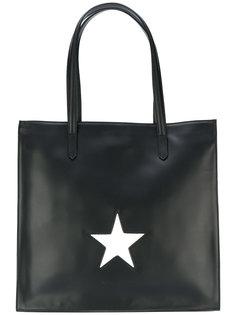 сумка-тоут со звездой Marc Ellis