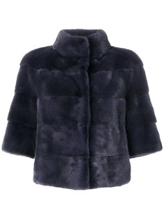 меховая куртка  Cara Mila