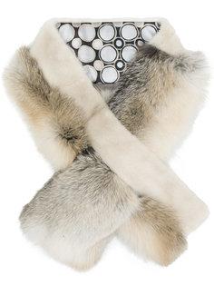 меховой шарф Anja Cara Mila