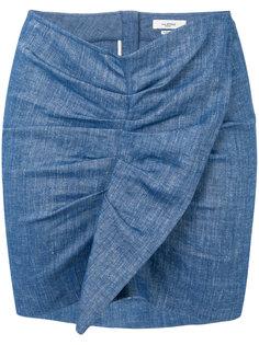 мини юбка с оборками Isabel Marant Étoile