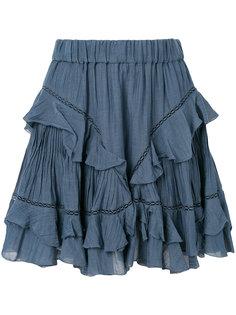 юбка Varese с вышивкой Isabel Marant Étoile