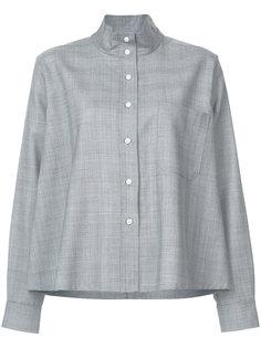 рубашка с воротником-стойкой Rachel Comey