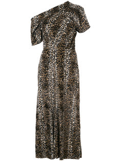 асимметричное платье миди  Rachel Comey