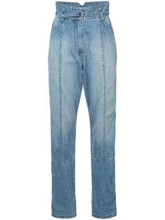 джинсы с завышенной талией Rachel Comey