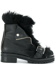 байкесркие ботинки  Alexander McQueen