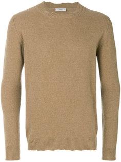 свитер с необработанными краями Mauro Grifoni