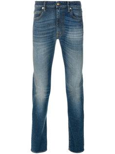 джинсы кроя слим Mauro Grifoni
