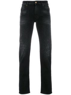 джинсы прямого кроя Mauro Grifoni
