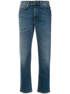 джинсы с завышенной талией  Mauro Grifoni