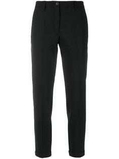 классические укороченные брюки  Mauro Grifoni