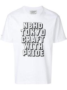 футболка Tokyo Neighborhood