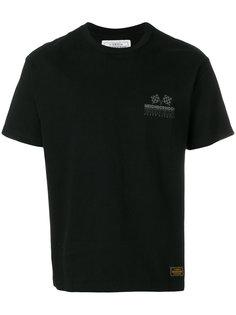 футболка с принтом логотипа Neighborhood