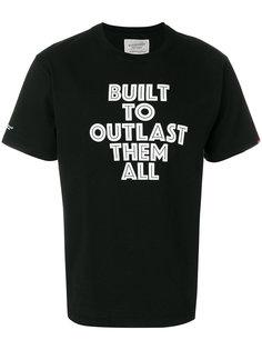 футболка с принтом Neighborhood