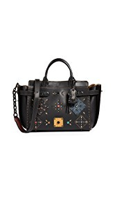 Coach 1941 Patchwork Prairie Rivets