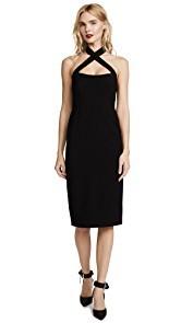 Jill Jill Stuart Crisscross Dress