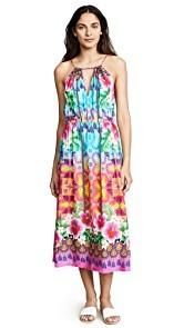 Nanette Lepore Playa Nayarit Midi Dress