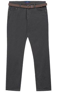 брюки с поясом Tom Tailor