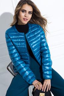 Легкая утепленная куртка в комплекте с чехлом для хранения La Reine Blanche