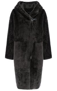 Пальто из овчины Vespucci
