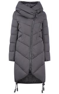 Пальто на искусственном пуху с капюшоном Acasta